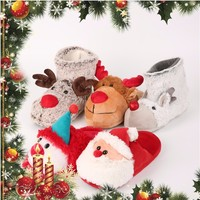 Newest High Performance Stuffed Plush Animal House Shoes
