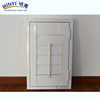 New Product PVC Casement Windows with Louver Design