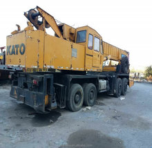 used kato 70 ton NK700E original Japan truck crane