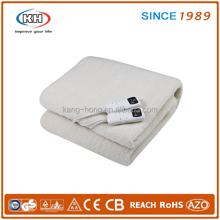 Multizone Electric Blanket