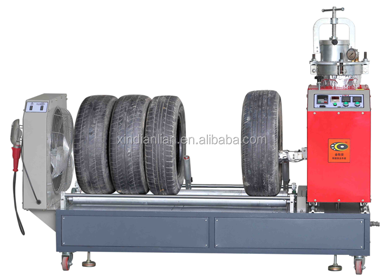 LTB-3 tire machine repair truck tire repair vulcanizing machine