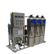 1000Lph Ro Reverse Osmosis <strong>Water</strong> Treatment System/ <strong>Water</strong> Purifying Equipment For Industry