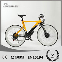 2016 STEMOON STM-C01 500W 36V10AH lithium battery city electric bicycle