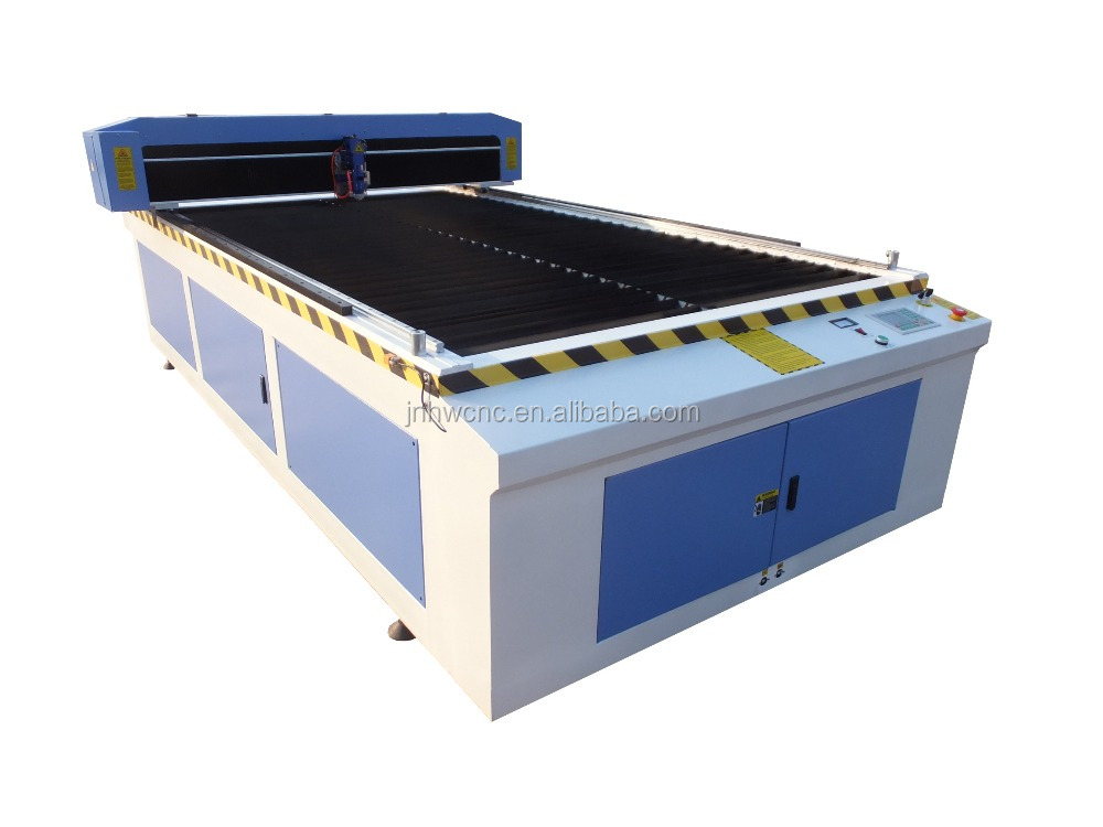 jinan huawei mixed laser cutting machine with hot sale product metal laser cut carve panels