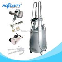 Cavitation rollers massage vacuum cellulite machine