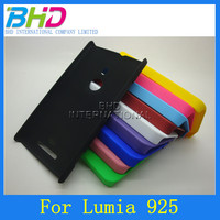 Smooth Oil Coated Ultra-thin Plastic Hard Case for Nokia Lumia 925