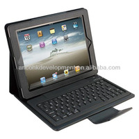 WIRELESS DETACHABLE BLUE TOOTH KEYBOARD FOR ALL GENERATION I PAD