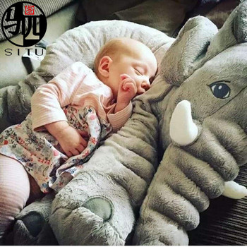 Baby Animal Elephant Style Doll Stuffed Elephant Plush Toy