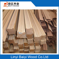 Rough sawn timber wood for living room furniture