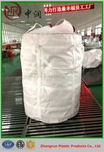 2015 Lower price 1 ton jumbo bag pp bulk bag 800kg to 1200kg for coorper concentrate,steel,sand,silica,etc Hebei