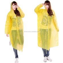 Wholesale raincoat for motorcycle riders wholesale bicycle raincoats pvc reusable raincoat
