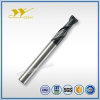 2 Flute Standard Length End Mill