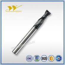 2 Flute Standard Length End Mill for Stainless Steel Milling