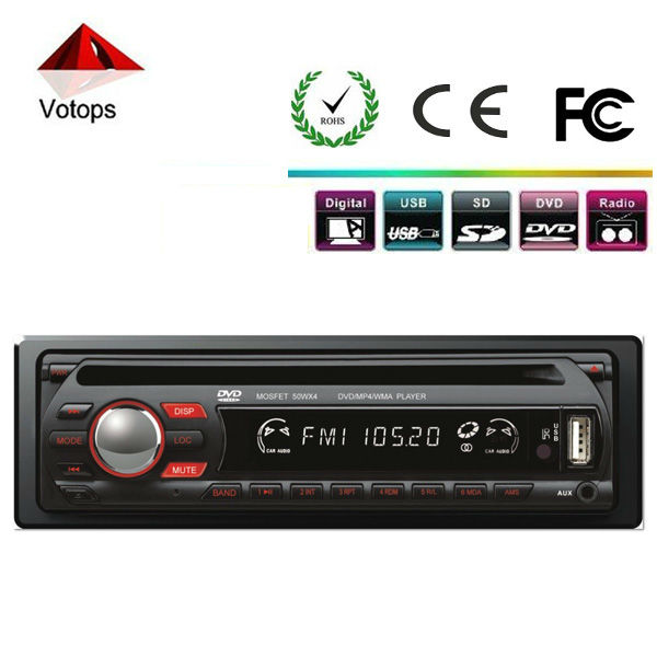 2012 New model car dvd player with multi-function