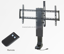 JC35VTtv lift mechanism motorized lcd tv lift
