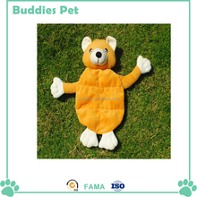 Manufacturer sale Cute Bear Shape Pet Toy Squawker Baby Toy Pet Dog Toy