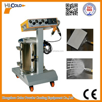 COLO-500Star Automatic Chrome Powder Coating Machine