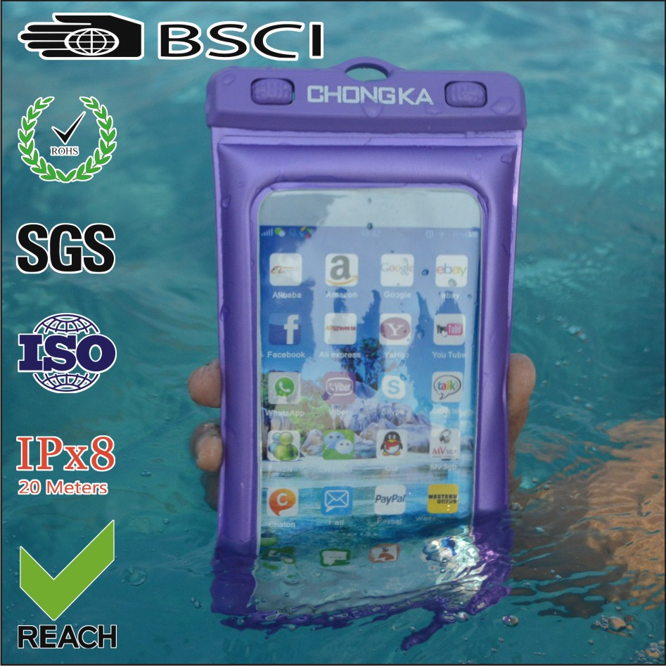 China Supplier Plastic Waterproof Case For Samsung Galaxy j7