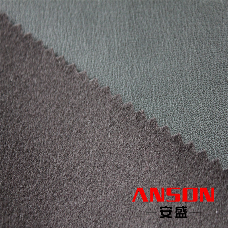 hot sale pu faux roll fabric washable leather material