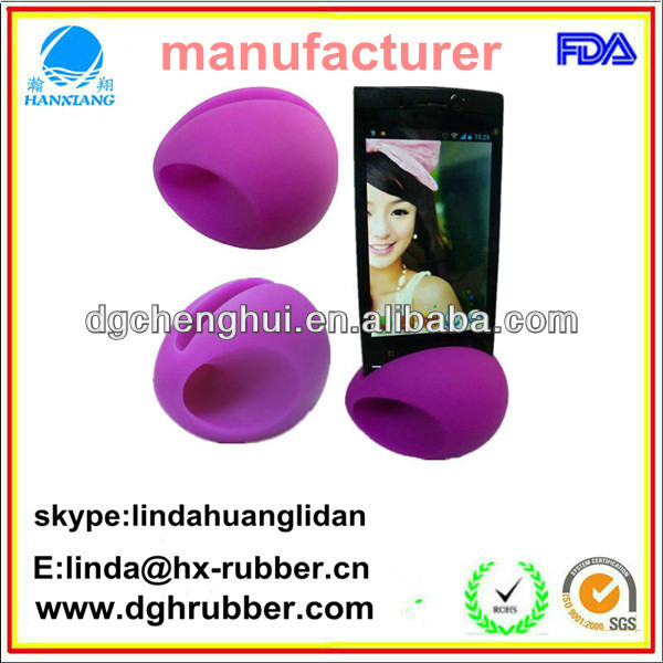 made in China eco-friendly silicone products for mobile phone