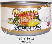 Solid Pack Light Meat Tuna