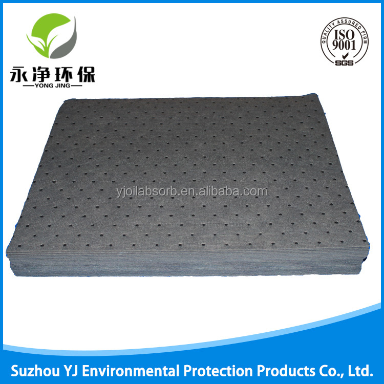 Customized Absorbent Pads And Sorbents