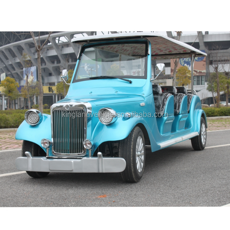 Tourist Sightseeing Retro Electric Classic Car For Sale