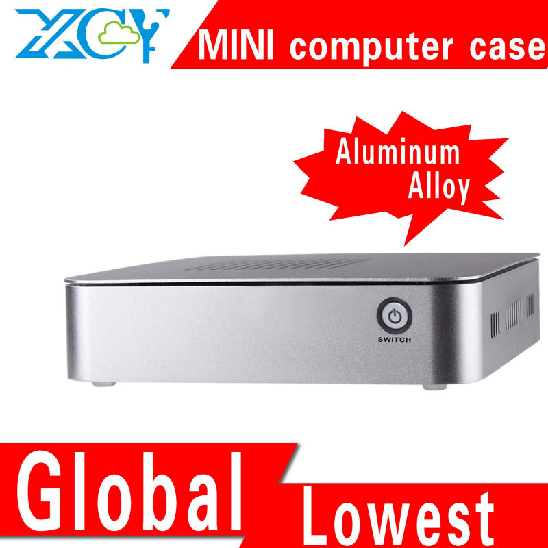 ultra-low-power X25X Mini ITX Case mini case thin itx case Support Bluetooth embedded Audio