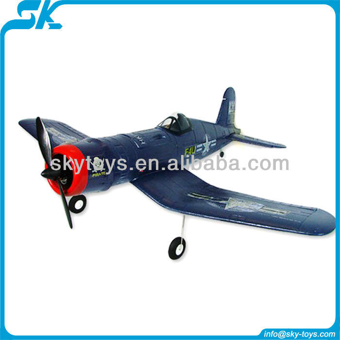 2.4G EPO 4CH Famous warbird F4U Corsair TW 748-1 electric hobbies rc model airplane