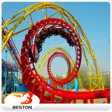 Playground Used Cheapest spinning Roller Coaster For Sale