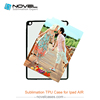 High Quality Soft Rubber Sublimation Phone Cover For iPad Air