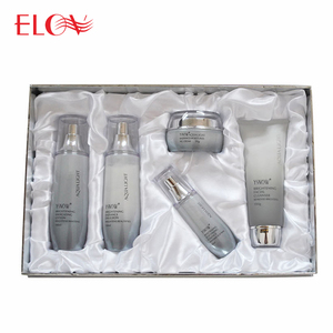 Air Mencerahkan Kulit Kulit Cerah Pelembab Krim Air Set Box Hydrating Bergizi Set