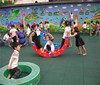 Hot Sales Multi-functional Excellent Quality Indoor Playground Rubber Floor for Kindergarten