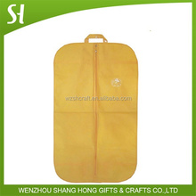 LDPE/HDPE Material and laundry and fashion industrie Usage cheap non woven garment bags
