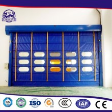 China Alibaba Automatic Pvc Roll Up Door