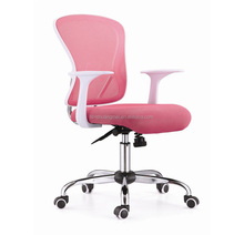 Mesh Upholstery White Office Chairs Cooling Design White Executive Office Chair CM015m(W)