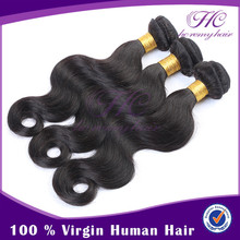 Fast shipping Hot Selling Double weft 12 14 16 18 virgin 100% natural indian human hair product