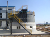 Thickener machine, thickener