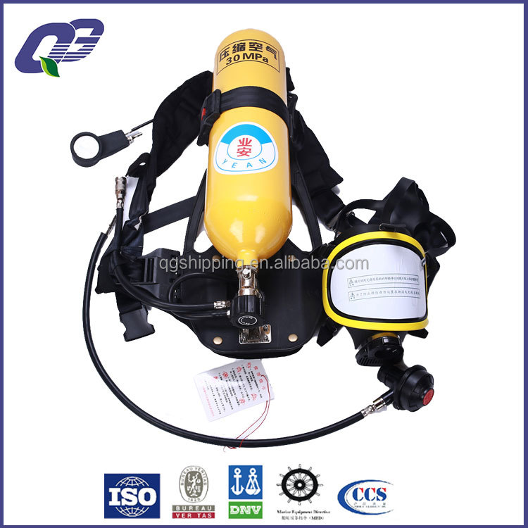 Fire Fighting Safety Equipments breathing apparatus from China