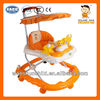 kid plastic toy car 811TP height adjustable baby walker