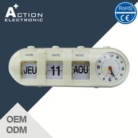 Supplier Top Sales Professional Design Alarm Clock With Adjustable Backlight