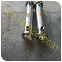 Whole Stainless Steel Shell and Tube Heat Exchange for Edible Oil Cooling