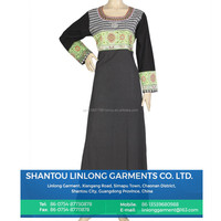 Gorgeous Wholesale Plus Size Abaya In