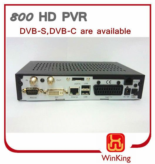 Sunray 800 hd DVB-S/C tuner+SIM card 2.10 300MHz WIFI build-in Satellite TV Receiver dvb 800 hd in stock