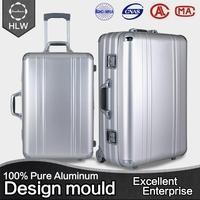 Best selling high end wheel luggage