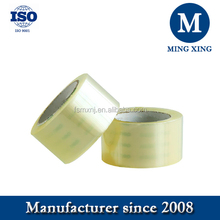 Bopp film Water Activated Adhesive Type packing tape for package use