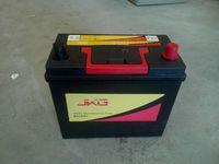JKG OEM Brand advanced auto parts batteries in nigeria market
