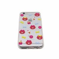 Small Moq Custom Design Tpu Pc Multicolor Phone Protector Cases