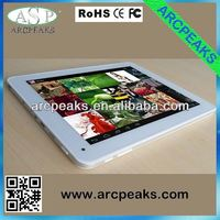 android tablet pc 9.7 inch mid with camera support