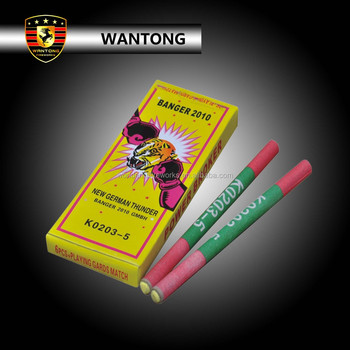 Hot sale Match Firecracker fireworks 5 bangs match cracker for wholesale